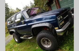 1989 Chevrolet Blazer 4WD 2-Door for sale 101223410
