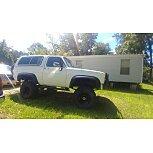 1989 Chevrolet Blazer 4WD 2-Door for sale 101577141