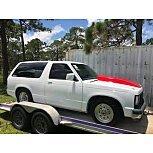 1989 Chevrolet Blazer for sale 101586882