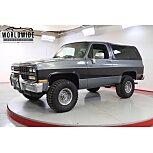 1989 Chevrolet Blazer 4WD for sale 101623144