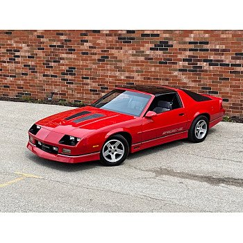 1989 Chevrolet Camaro Coupe for sale 101318597