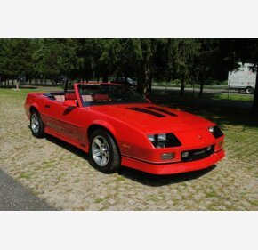 1989 Chevrolet Camaro Classics for Sale - Classics on Autotrader