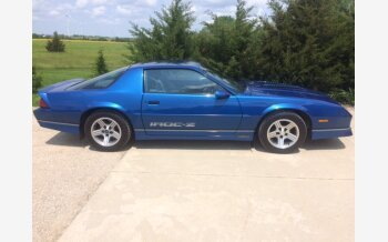 1989 Chevrolet Camaro Coupe for sale 101190341