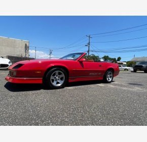 1989 Chevrolet Camaro for sale 101340085