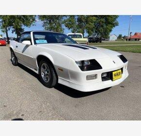 1989 Chevrolet Camaro for sale 101341810