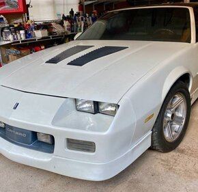 1989 Chevrolet Camaro for sale 101355741