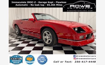 1989 Chevrolet Camaro for sale 101360347
