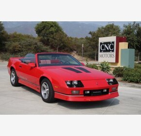 1989 Chevrolet Camaro for sale 101379931