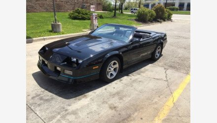 1989 Chevrolet Camaro for sale 101459324