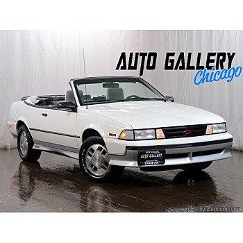 1989 Chevrolet Cavalier for sale 101506891