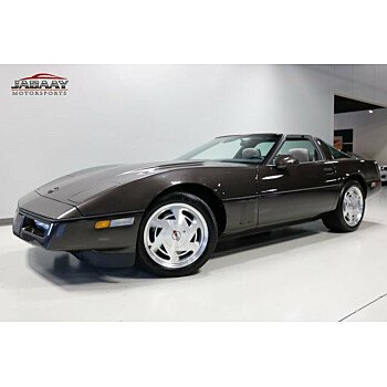 1989 Chevrolet Corvette Coupe for sale 101008978