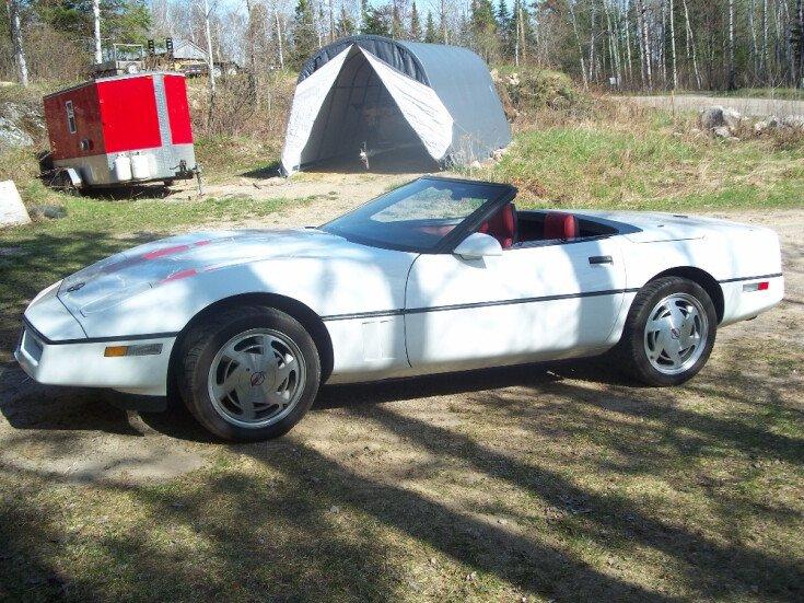 1989 Chevrolet Corvette Convertible for sale 100775514