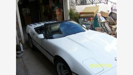 1989 Chevrolet Corvette Convertible for sale 100960067