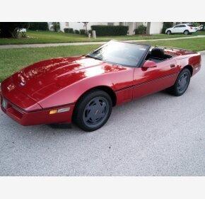 1989 Chevrolet Corvette for sale 100977974