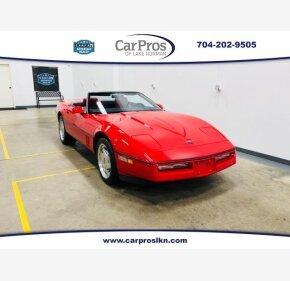 1989 Chevrolet Corvette Convertible for sale 101028175