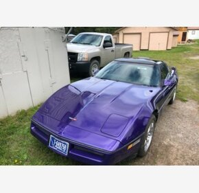 1989 Chevrolet Corvette Coupe for sale 101150233