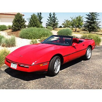 1989 Chevrolet Corvette for sale 101278894