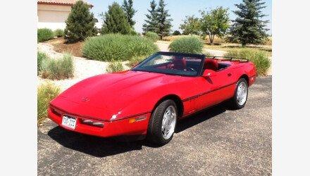 1989 Chevrolet Corvette for sale 101278894
