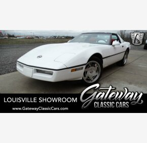 1989 Chevrolet Corvette Coupe for sale 101300115