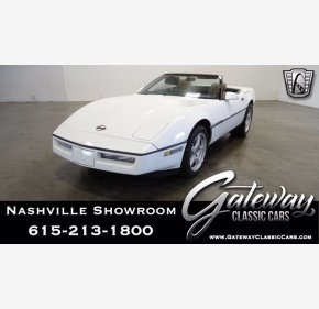 1989 Chevrolet Corvette Convertible for sale 101356459