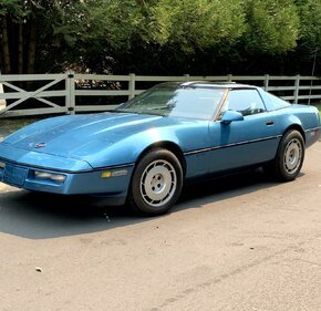 1989 Chevrolet Corvette Coupe for sale 101391323