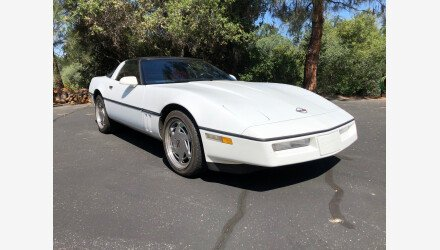 1989 Chevrolet Corvette for sale 101339139