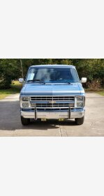 1989 Chevrolet G20 for sale 101241474