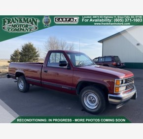 1989 Chevrolet Silverado 1500 for sale 101470443