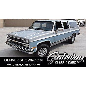 1989 Chevrolet Suburban for sale 101558917