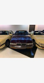 1989 Chrysler TC by Maserati for sale 101107478
