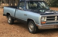 1989 Dodge D/W Truck 2WD Regular Cab D-100 for sale 101440655