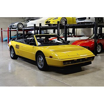 1989 Ferrari Mondial T Cabriolet for sale 101392143