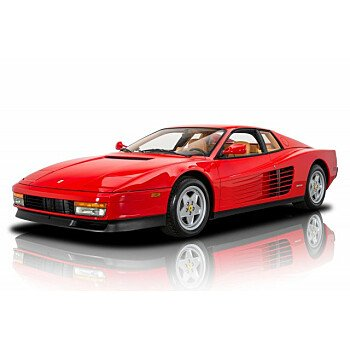 1989 Ferrari Testarossa for sale 101135650