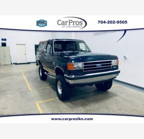 1989 Ford Bronco for sale 101162247