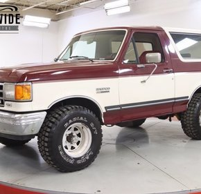 1989 Ford Bronco for sale 101423106