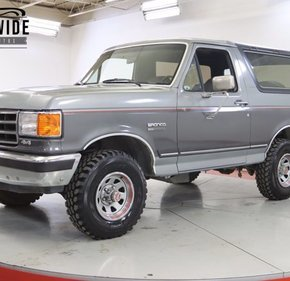1989 Ford Bronco for sale 101434377