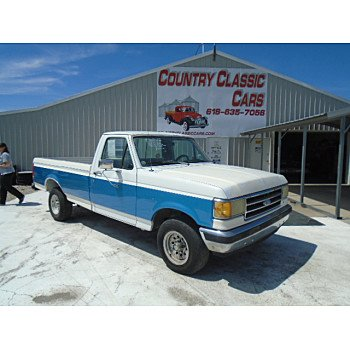 1989 Ford F150 for sale 101457949