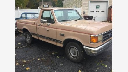 1989 Ford F150 for sale 101119831