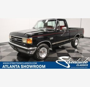 1989 Ford F150 2WD Regular Cab for sale 101279626