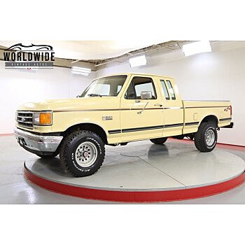 1989 Ford F150 4x4 SuperCab for sale 101619496