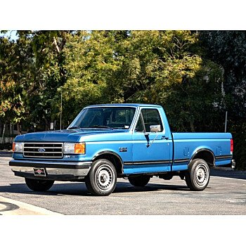 1989 Ford F150 for sale 101628333