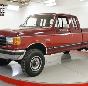 1989 Ford F250 4x4 SuperCab for sale 101241371