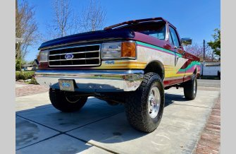 1989 Ford F250 4x4 Regular Cab for sale 101628143