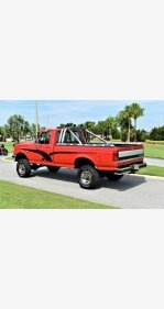 1989 Ford F350 4x4 Regular Cab for sale 101178222