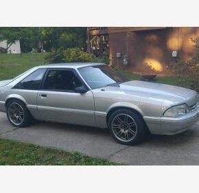 1989 Ford Mustang LX V8 Hatchback for sale 100984489