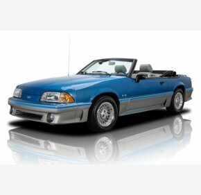1989 Ford Mustang GT Convertible for sale 101007845