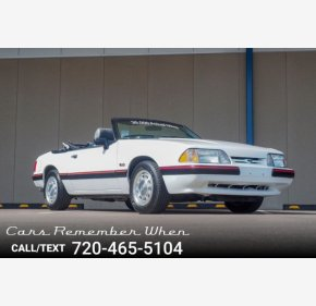 1989 Ford Mustang LX V8 Convertible for sale 101126538