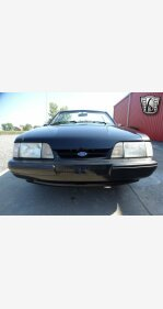 1989 Ford Mustang LX Convertible for sale 101207215
