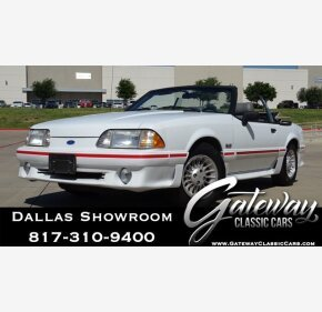 1989 Ford Mustang Convertible for sale 101339197
