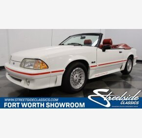 1989 Ford Mustang GT Convertible for sale 101355624
